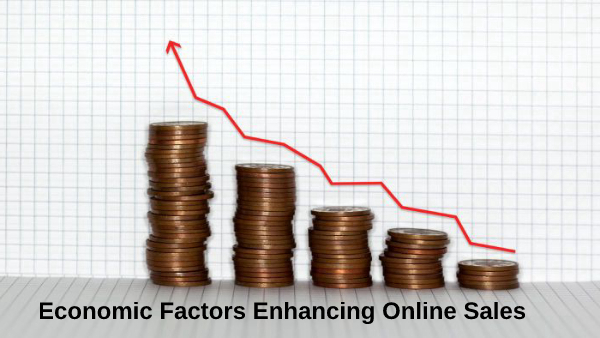 Economic Factors Enhancing Online Sales